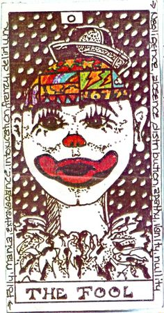 Meredith Shelley Tarot - The Fool Tarot The Fool, Tarot Major Arcana, Tarot Card Meanings, Oracle Cards, Tarot Decks, Tarot Cards, Magick, Astrology, Choices