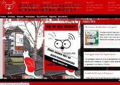 Website gemaakt voor de buurtambassadeurs van de Staatsliedenbuurt in Amsterdam. buurtambassade.nl