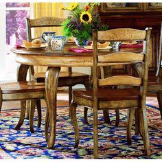 Hooker Furniture Vineyard 5 Piece Dining Set