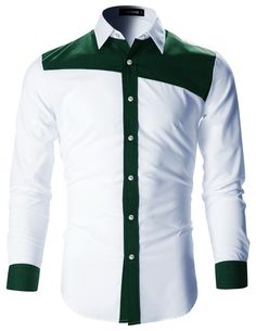 Mens Slim Fit Stylish Plaid Lined Dress Shirts Rote Pullover Outfit, Oversized Sweater Outfit, Turtleneck T Shirt, Sweater Outfits, Slim Fit Dress Shirts, Slim Fit Dresses, Fitted Dress Shirts, Shirt Dress, Only Shirt