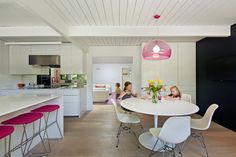 Finlay Eichler Major Remodel - midcentury - dining room - san francisco - Flegel's Construction Co., Inc.