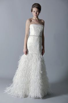 Gown by Rivini Spring 2013