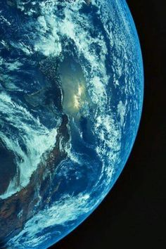 Planet Earth in 1969 from Apollo 12. Credit: NASA