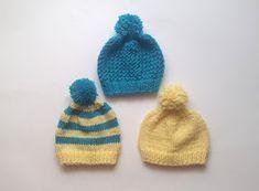 Children and Young Bonnet Crochet, Bonnets, Knitted Hats, Winter Hats, Sewing, Knitting, Chefs, Instagram, Alphabet
