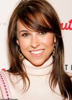 Lacey Chabert (Party of Five & Mean Girls)...from Purvis, 'Sippi