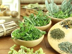 Healthy herbs and spices  | Image source: Centrecon.ru