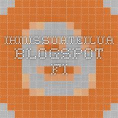 ihmissuhteilua.blogspot.fi