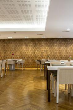 Sommerrogaten - Designed by Norwegian Interior Architect firm Metropolis arkitektur & design - www. Conference Room, Interior, Table, Furniture, Design, Home Decor, Decoration Home, Indoor, Room Decor