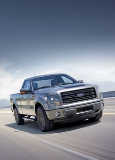 2014 Ford F-150 Tremor: With great power comes pretty good fuel economy.