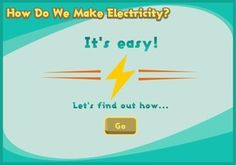 Electricity and Energy - Interactive Learning Sites for Education