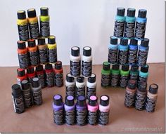 Americana Multi-Surface Paints from DecoArt