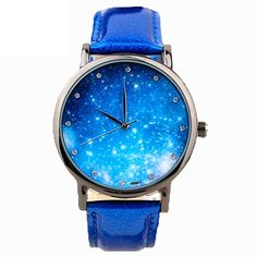 Star And Sky Casual Ladies Watches //Price: $11.97 & FREE Shipping //     #watchmania #watchcollector