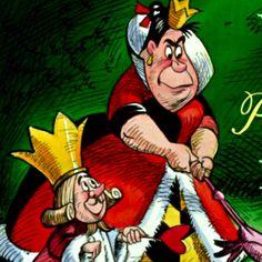 disney Alice In Wonderland caterpillar Mad Hatter queen of hearts Door mouse Tweedle Dee Tweedle Dum