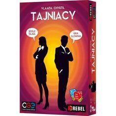 Tajniacy z Czech:) Gracie?    Każda drużyna chce skontaktować się jako pierwsza z wszystkimi swoim agentami.     Ich szefowie dają im jednowyrazowe wskazówki, które mogą się odnieść do wielu słów na kartach.    Co muszą zrobić drużyny aby wygrać?    Wydawnictwo Rebel    http://www.niczchin.pl/lamiglowki/3744-gra-tajniacy-wydawnictwo-rebel.html    #gratajniacy #tajniacy #wydawnictworabel #gry #niczchin #kraków