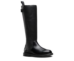 A fall wardrobe isn't complete without the perfect knee-high boot—and you've just found it in the Chianna. Inspired by traditional British riding style, the boot features a buckle fastening over a full-length zip with a high-end metal zip pull. What you don't see is a neoprene panel inside the front upper leg for comfort—but what you do see is pure fashion. The Chianna is constructed on our iconic air-cushioned sole, that's oil-and-fat resistant with good abrasion and slip resistance—and…