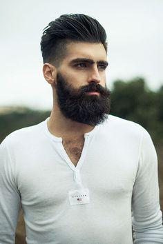 dan bilzerian without beard Great Beards, Awesome Beards, Hairy Men, Bearded Men, Joel Alexander, Gentleman's Cut, Undercut Men, Perfect Beard, Hipster Man