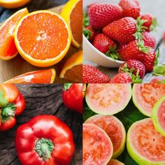 Vitamin C Foods, Signs of Deficiency, & Health Benefits by @draxe