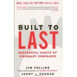 Built to Last: Successful Habits of Visionary Companies (Hardcover)By Jim Collins