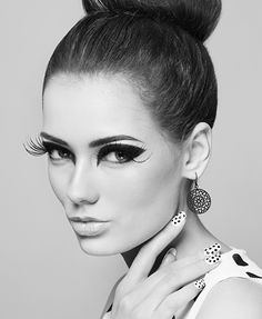 Get the Look: 1960s Lashes