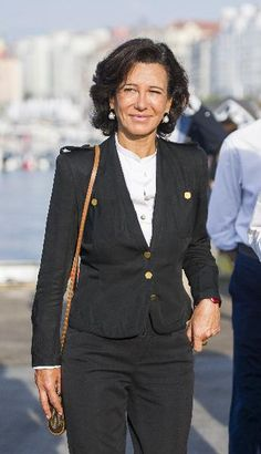 Ana Patricia Botín   The Most Powerful Women 2015 Newcomers