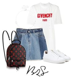 Shop the latest collection of Givenchy clothing and accessories at FWRD with free day shipping and returns, 30 day price match guarantee. Kpop Outfits, Edgy Outfits, Mode Outfits, Girl Outfits, Fashion Outfits, Look Fashion, Teen Fashion, Korean Fashion, Luxury Fashion