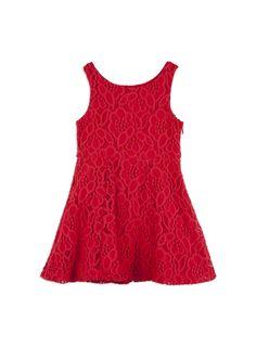 Pumpkin Patch - - lace cut out back dress - - tango red - 2 to 8 Patch Shop, Pumpkin Patch Outfit, Tango Dress, Best Stocking Stuffers, Dress Backs, Kids And Parenting, Kids Outfits, Summer Dresses, Tank Tops