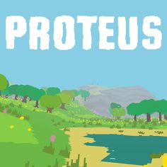 Proteus by Ed Key and David Kanaga, for Mac/PC/Linux, is a game that is all about the experience of exploration and discovery. I can't shut up about how much I enjoy this game. It's wonderful, and definitely not a typical game play experience.