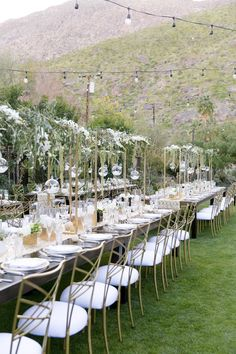Palm Springs wedding at Colony 29 in Southern California
