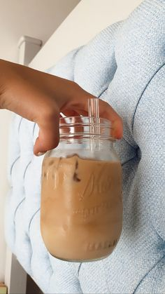 Coffee Art, Iced Coffee, Dream Home Design, House Design, Aesthetic Coffee, Cocktails, Drinks, Bullet Journal Inspiration, Mason Jars