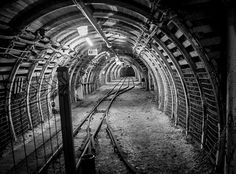 Coalmine Museum Luiza, Zabrze; Photo: Jacek Durski