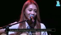 ; ❥ 『160910 』  This is so beautiful her note at the last part 💕 . — 아이오아이 주결경 Pledis Girlz Final Concert ☆ © dearyoojung —  #zhoujieqiong #jieqiong #pledis  #zhou #PledisGirlz #Pinky #ioipinky #핑키 #아이오아이 #결경 #주결경 #周洁琼