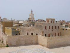 Blick auf die Cité Portugaise in El Jadida - Hafenstadt am Atlantik in Marokko