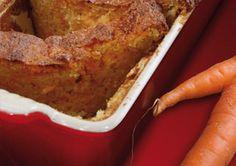Gâteau aux carottes au Cooking Chef