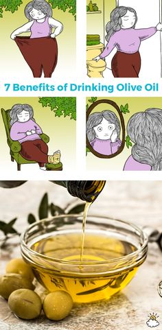 Olive Oil isn't only for cooking! Check out our 7 tips for a healthier life from drinking Olive Oil. From an improved digestive system to pain relief, your life will change after you live the benefits of drinking Olive Oil.