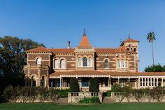 The ever so classy Rippon Lea Estate in Victoria, Australia   Julia Archibald Wedding Photography