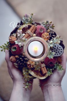 Floral arrangement / композиция