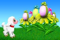 ✿ #Happy #Easter! ✿ #Designs and #Illustrations by BluedarkArt - New #Blog Post   http://bluedarkart-the-chameleon-art.blogspot.com/2014/03/happy-easter-designs-and-illustrations.html?spref=tw