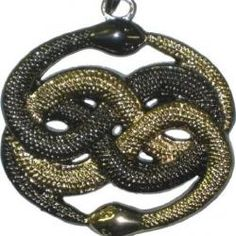 Auryn Necklace from the Neverending Story