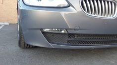 Completed BMW bumper repair   Mobile bumper & scratch repair at Auto Cosmetic Solutions Bumper Repair, Bmw