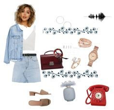 A fashion look from October 2017 featuring white shirt, blue jackets and short skirts. Browse and shop related looks. Short Skirts, Miss Selfridge, Yves Saint Laurent, Mango, Fashion Looks, Polyvore, Jackets, Shirts, Shopping