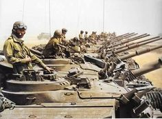 SADF Olifant tank row. Army Vehicles, Armored Vehicles, Once Were Warriors, World Conflicts, Army Day, Defence Force, Military Pictures, Tactical Survival, Battle Tank