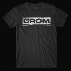 Join the Honda GROM Club wearing this high quality GROM T-Shirt and show your love for this awesome bike!