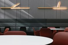 Tunto Lighting creates handcrafted innovative new lighting concepts that combine sustainable wooden materials with the latest LED technological innovations. Lighting Concepts, Lighting Design, Light Installation, Finland, Industrial Design, Red Black, Environment, Public, Woodworking