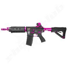 G&G GR4 G26 Black Rose Softair Gewehr 6 mm   #shootclub #airsoft #softair