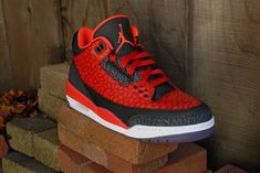 "f9e08af098d6 Air Jordan 3 ""Raptor"" Custom by HaveAir Customs"