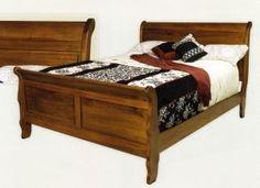Brocton Queen Sleigh Bed DS1190