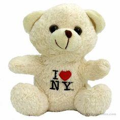 I Love NY Teddy Bear