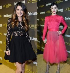 885ce0bfd4c Celebrity Trend  Sheer Couture - Paperblog