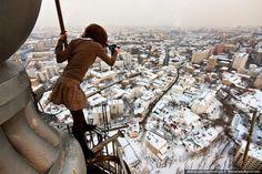 Photos from hign above by Vadim Mahorov