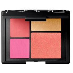 It's Orgasm—deconstructed! The much-buzzed-about Foreplay Cheek Palette is now available on narscosmetics.com. Create your ideal shade of blush with slivers of gold, pink, and peach. http://www.narscosmetics.com/color/artist-palettes/foreplay-orgasm-palette